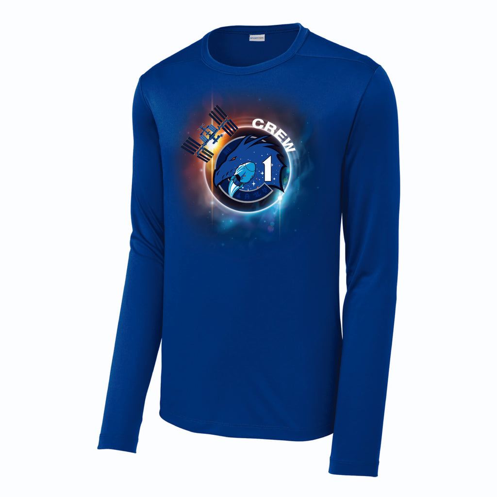 Crew 1 Sport Long Sleeve