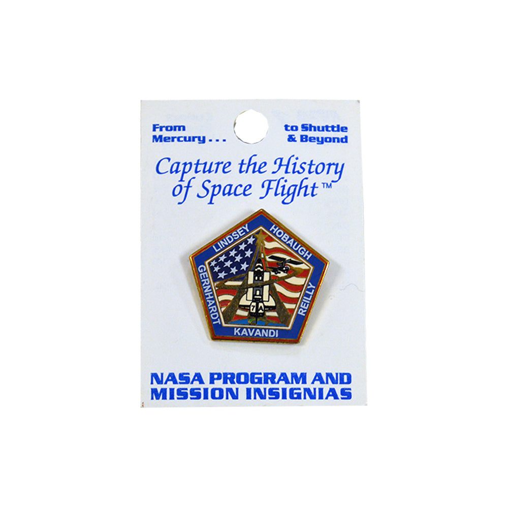 STS-104 Pin