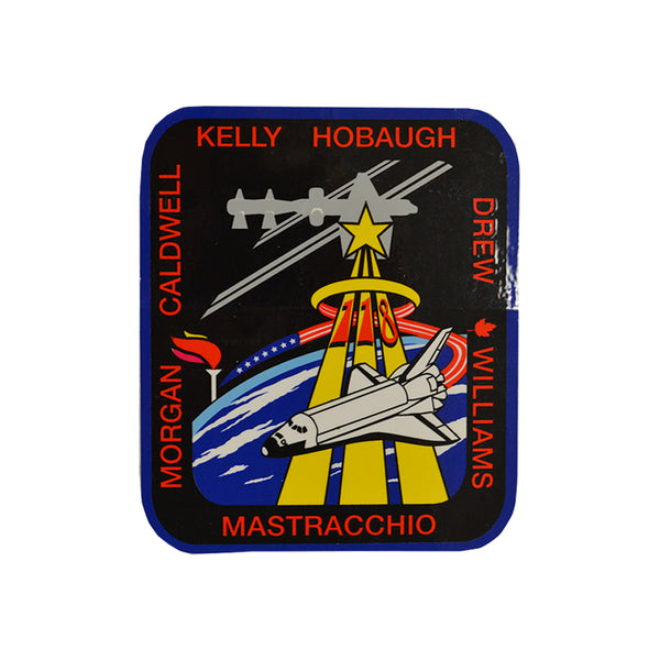 STS-118 Decal