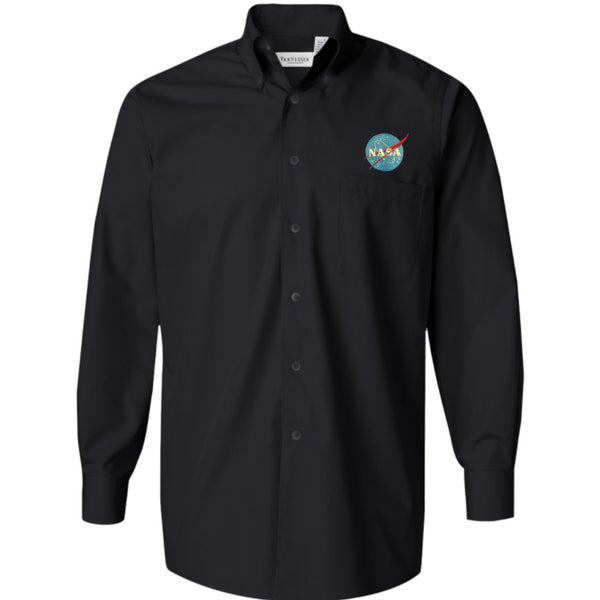 NASA Long Sleeve Van Heusen