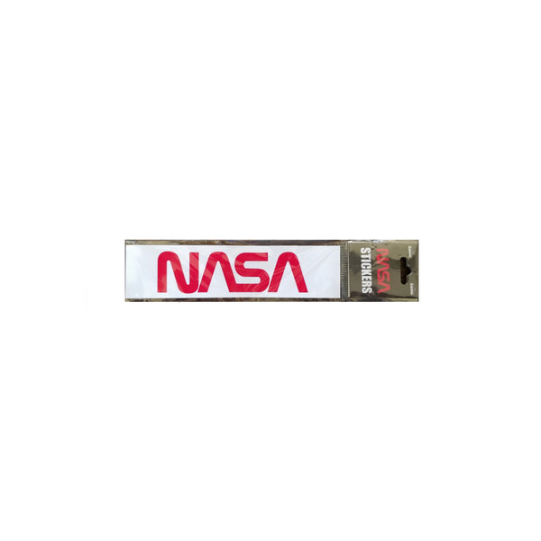 NASA Worm Decal