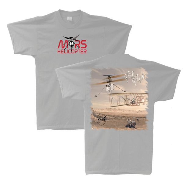 Pre Order Limited Edition Mars Ingenuity Wright Tshirt