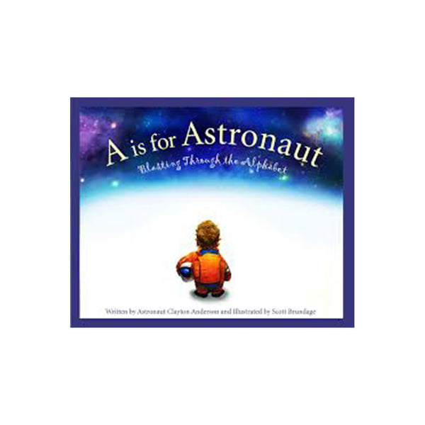 Autographed A is for Astronaut