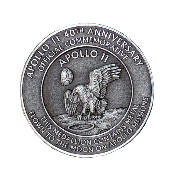 Apollo 11 Medallion