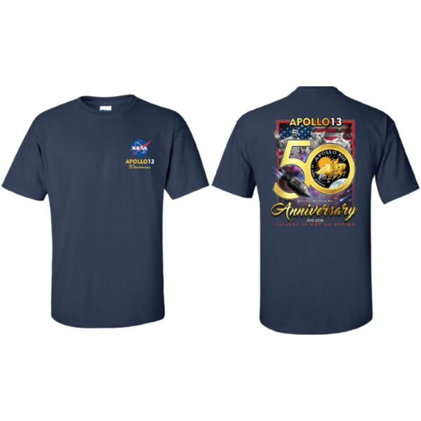 Apollo 13 50th Anniversary T-Shirt