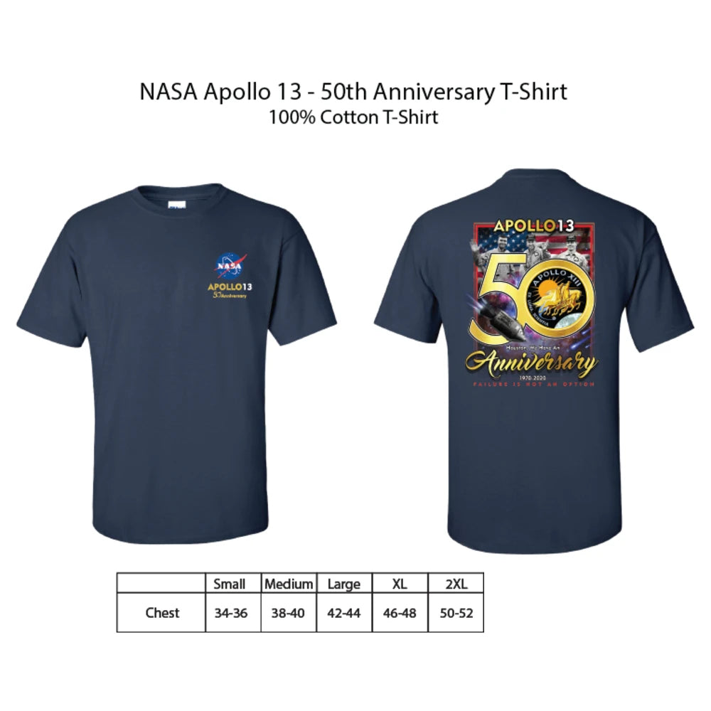 apollo 13 50 anniversary