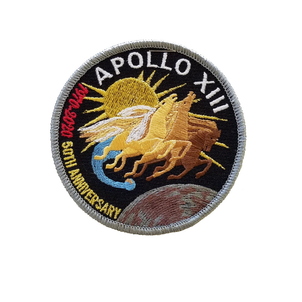 Apollo 13 Anniversary Patch