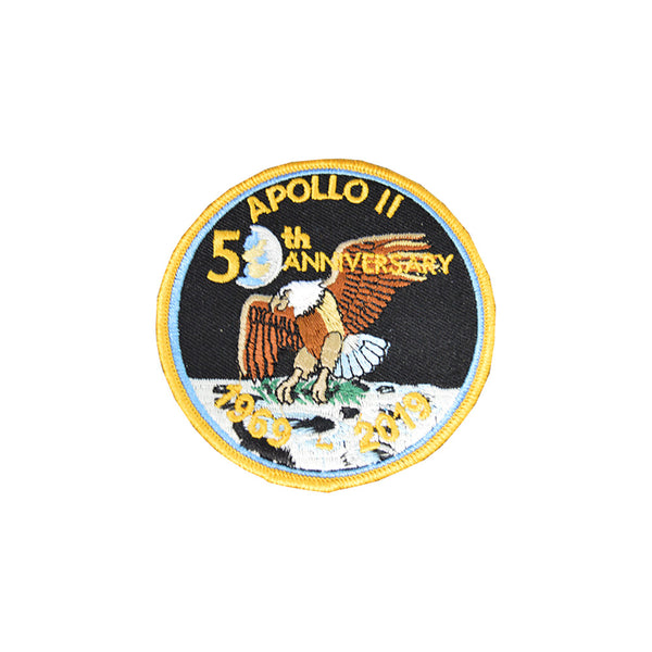 Apollo 11 50th Anniversary Patch