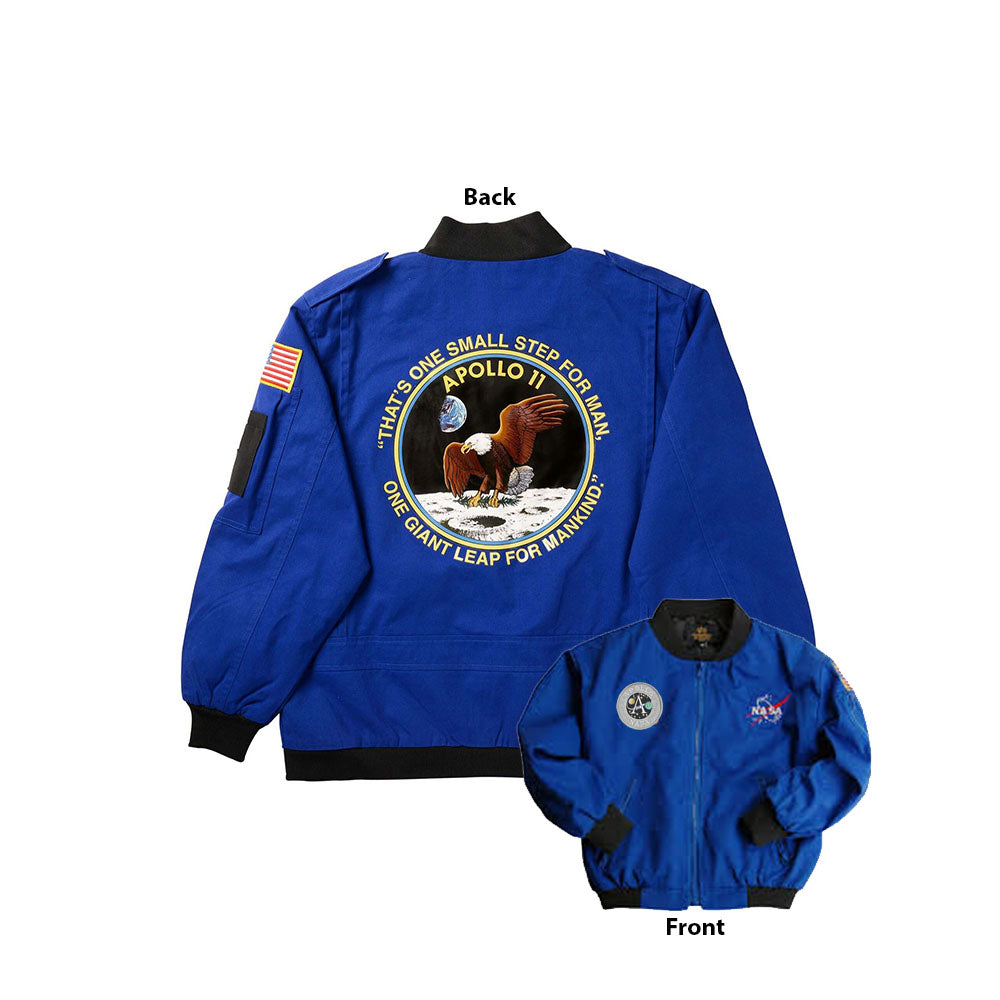 Adult Apollo 11 Flight Jacket