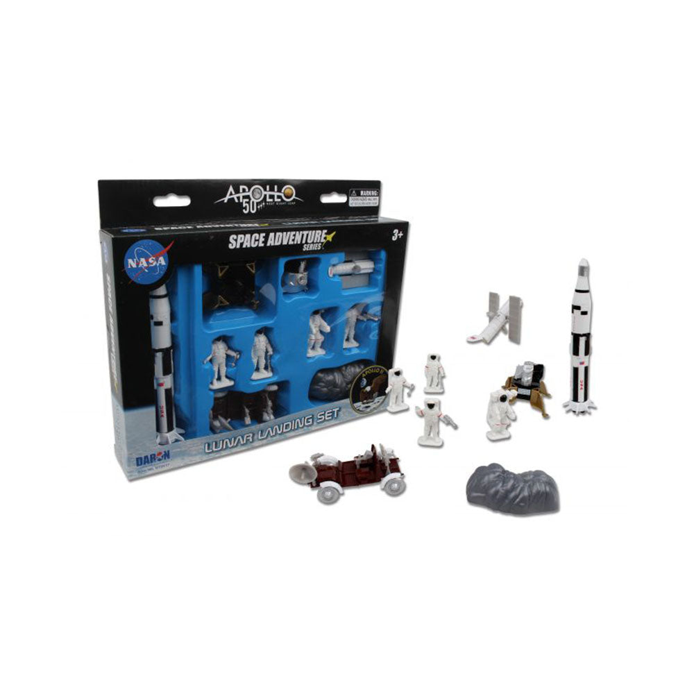 Apollo 11 Lunar Landing Set