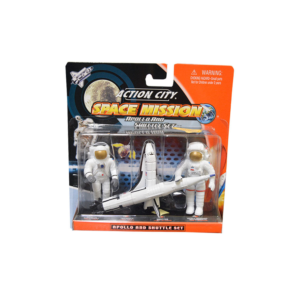 Shuttle and Astronaut Set