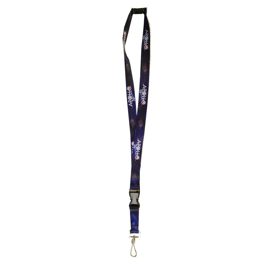 Apollo 50th Next Giant Leap Lanyard