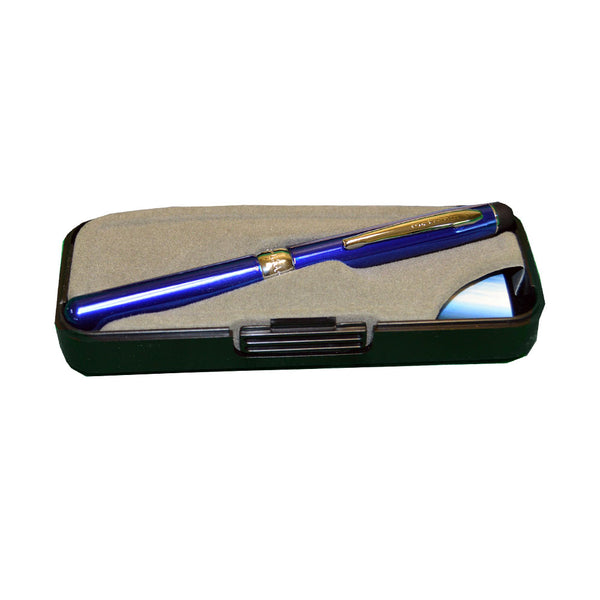 Fisher Blueberry Executive Pen w/Stylus