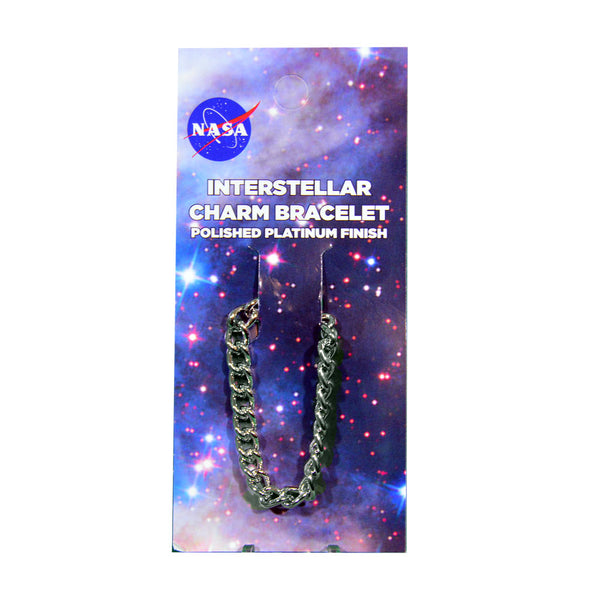 Interstellar Charm Bracelet Chain