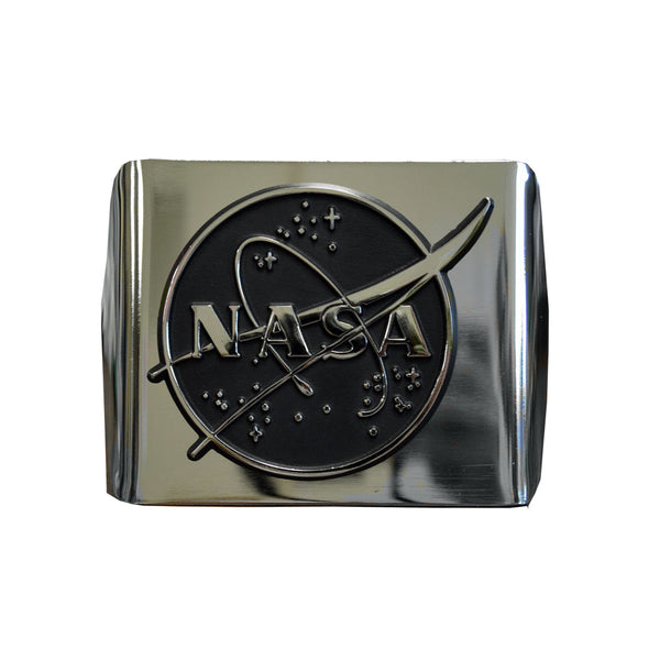 NASA Chrome Hitch Cover
