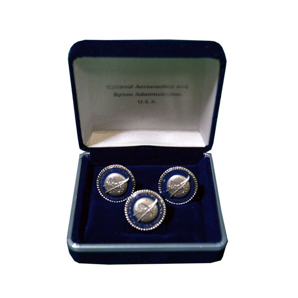 Cufflinks and Tie Tack