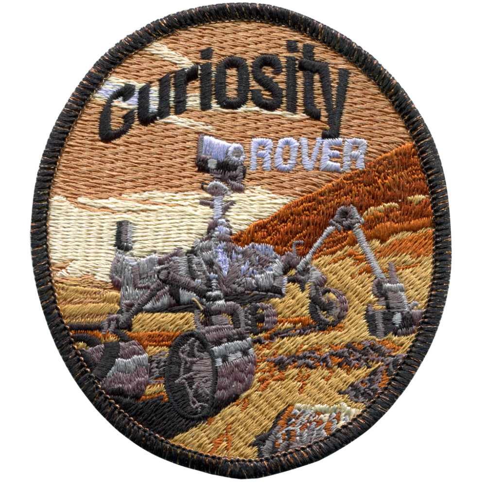 Curiosity Patch