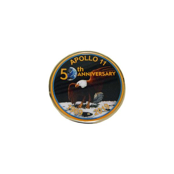 Apollo 11 50th Anniversary Magnet