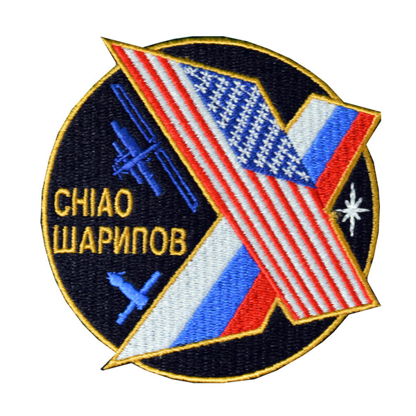 Expedition 10 Patch