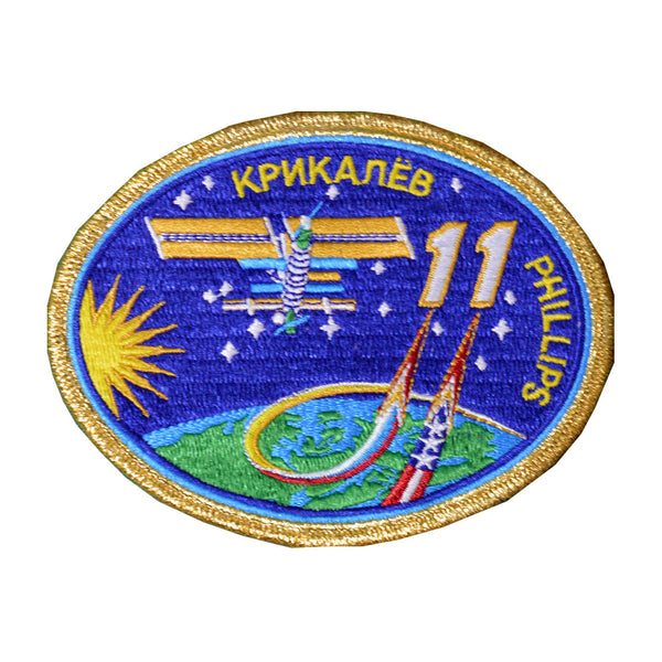 Expedition 11 Patch