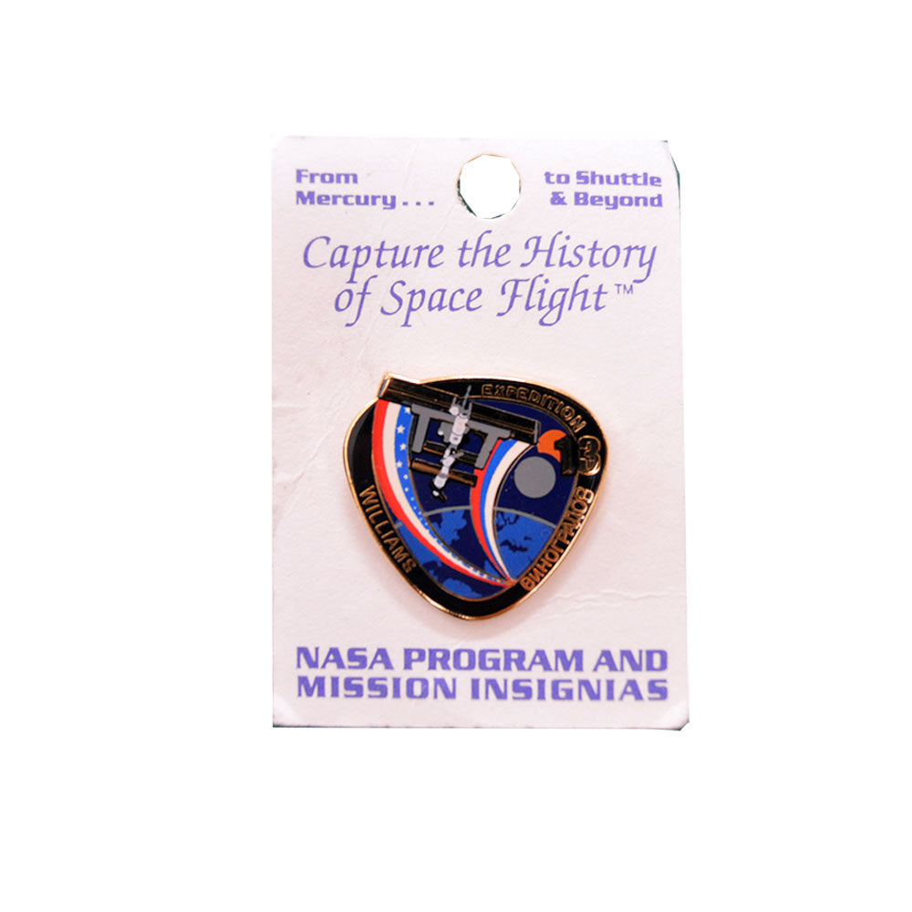 Expedition 13 Pin