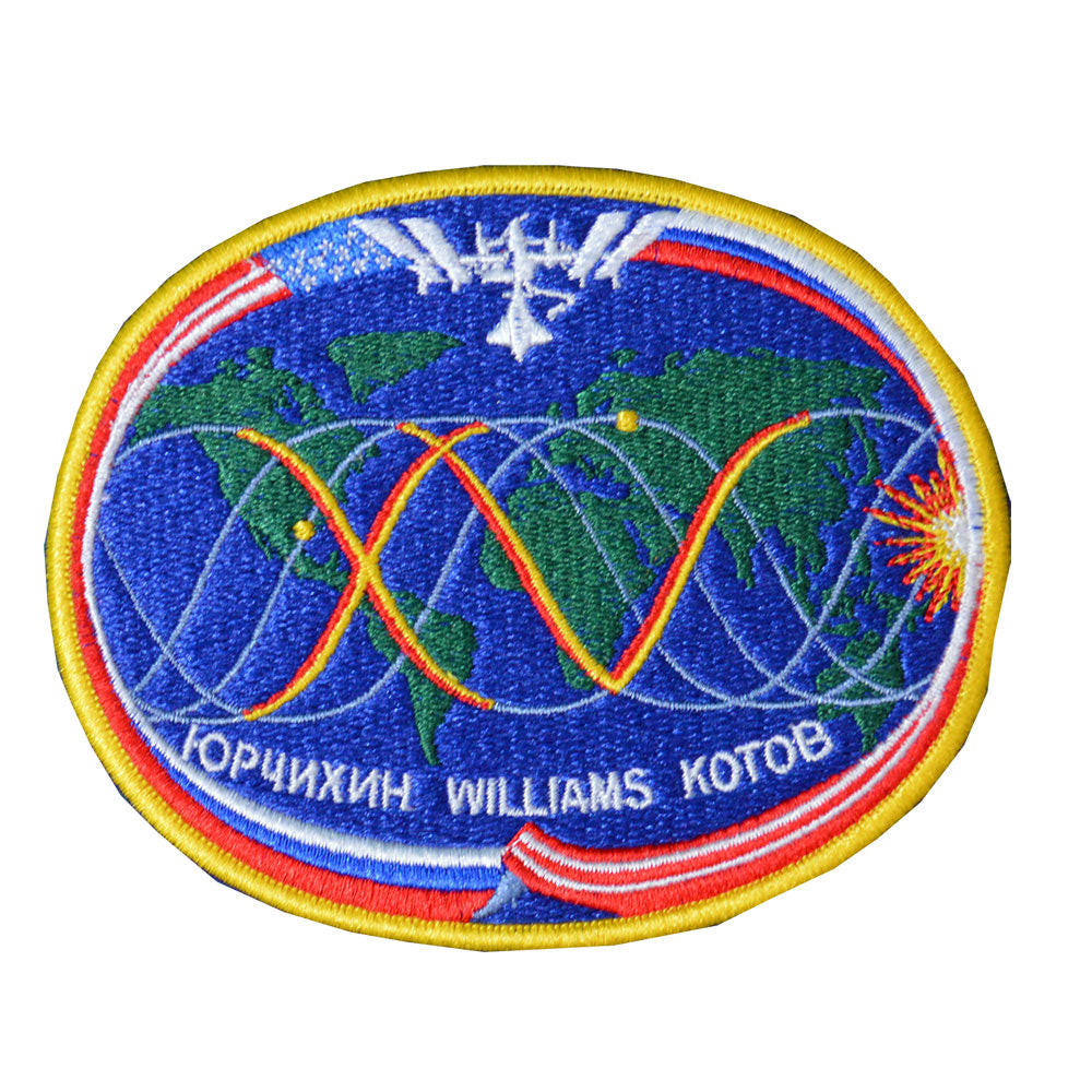 Expedition 15 Patch
