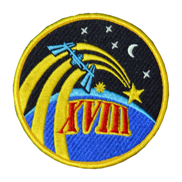 Expedition 18 Patch