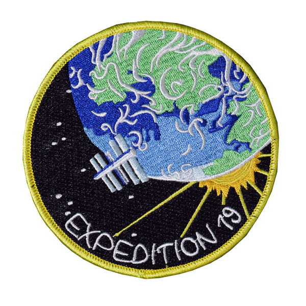 Expedition 19 Patch