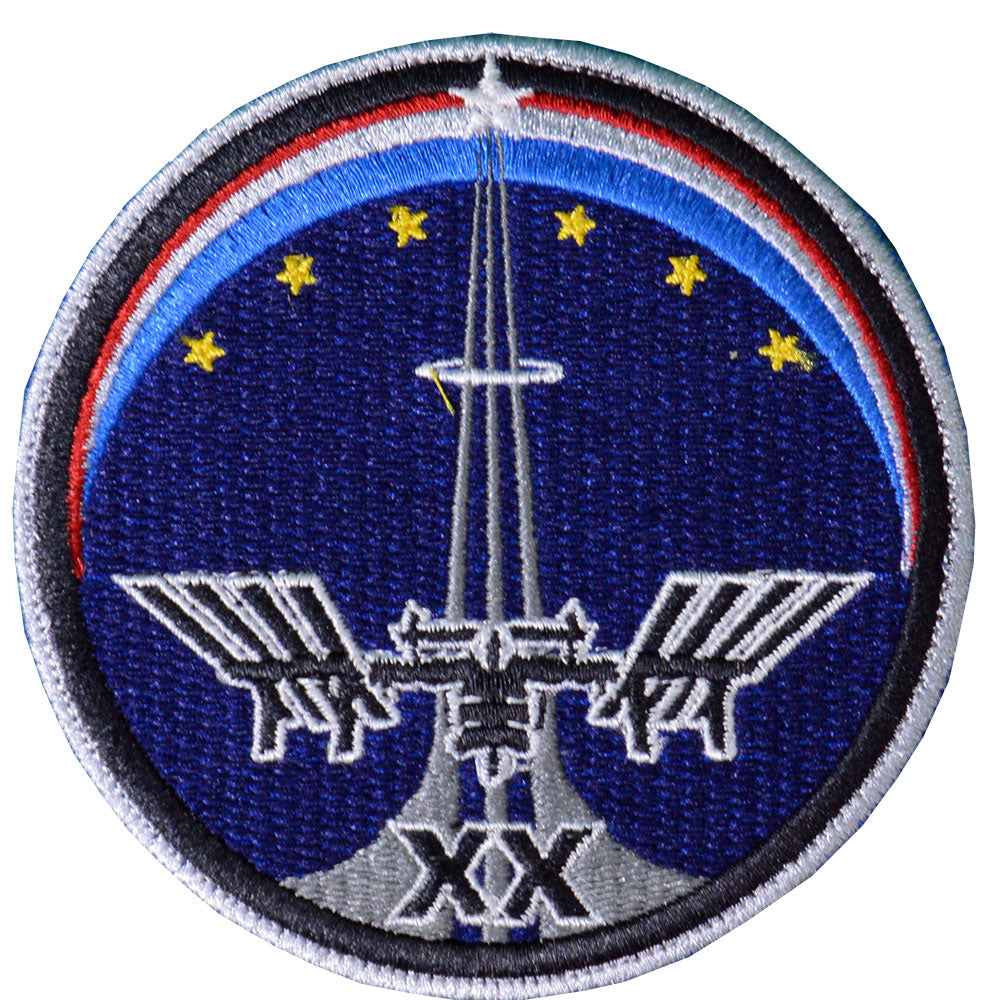 Expedition 20 Patch