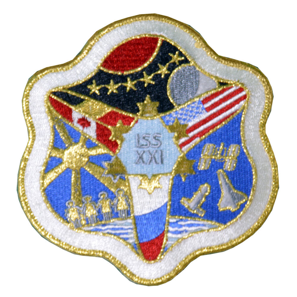 Expedition 21 Patch