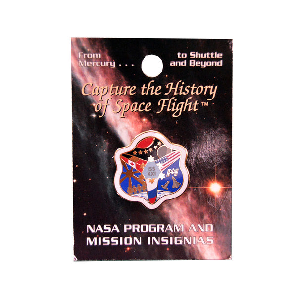 Expedition 21 Pin
