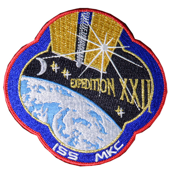 Expedition 22 Patch