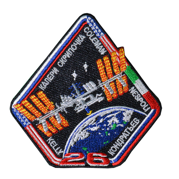 Expedition 26 Patch