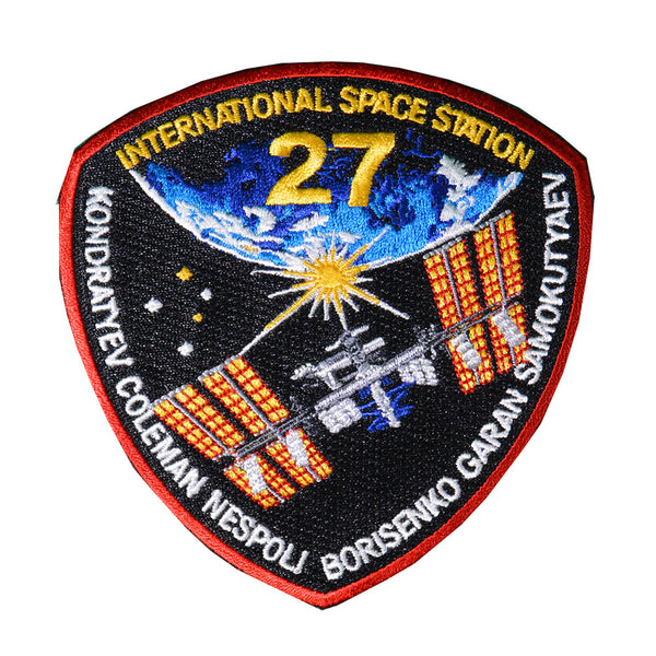 Expedition 27 Patch