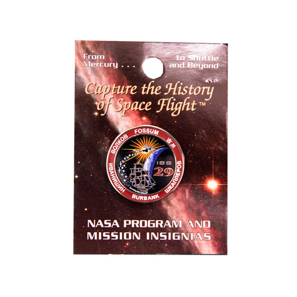 Expedition 29 Pin