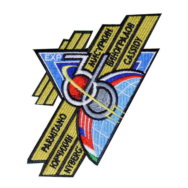 Expedition 36 Patch