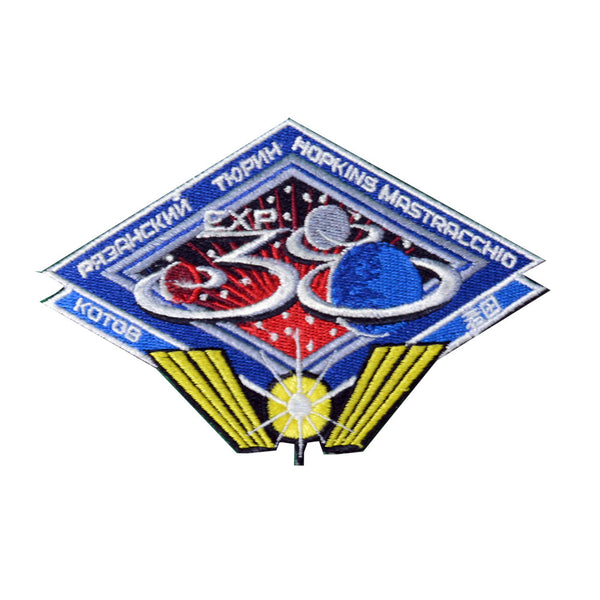 Expedition 38 Patch