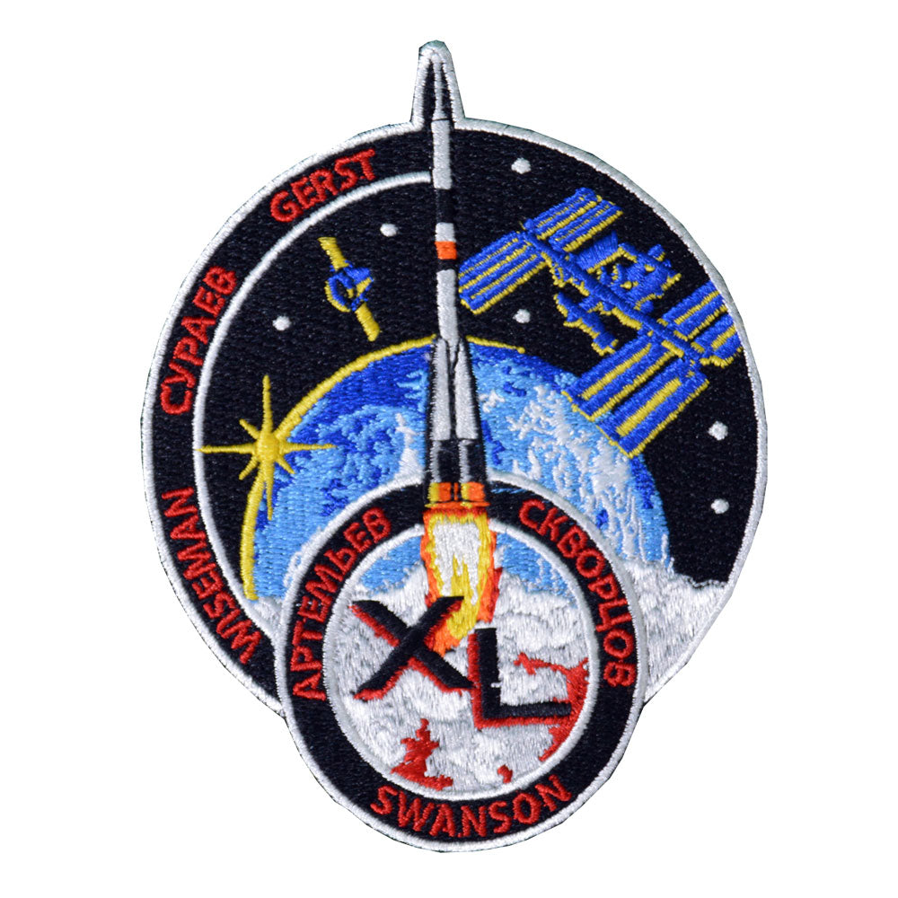 Expedition 40 Patch