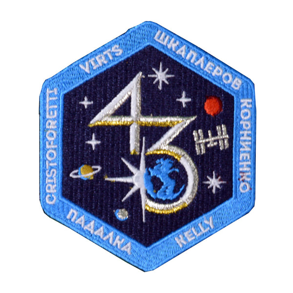 Expedition 43 Patch