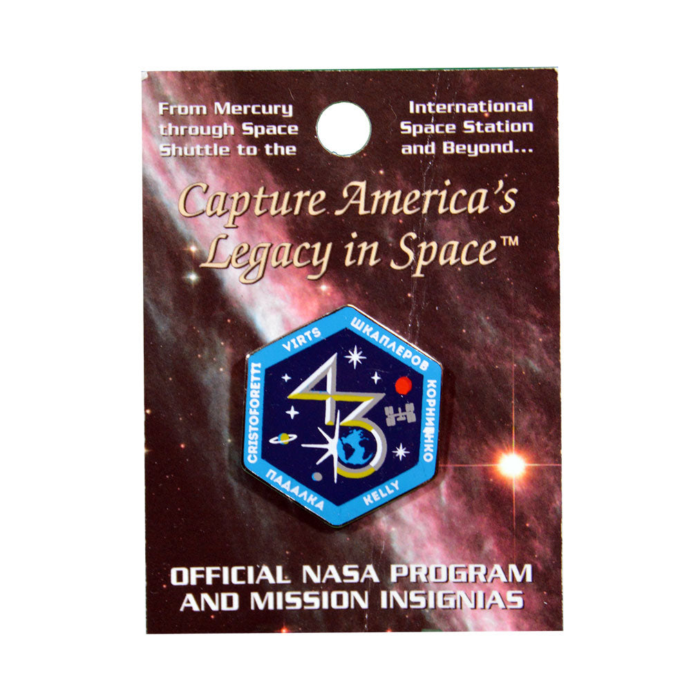 Expedition 43 Pin
