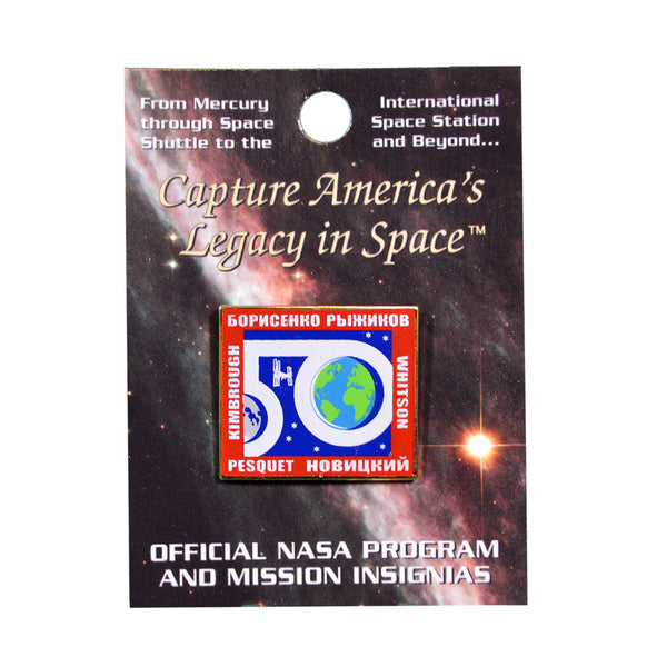 Expedition 50 Pin
