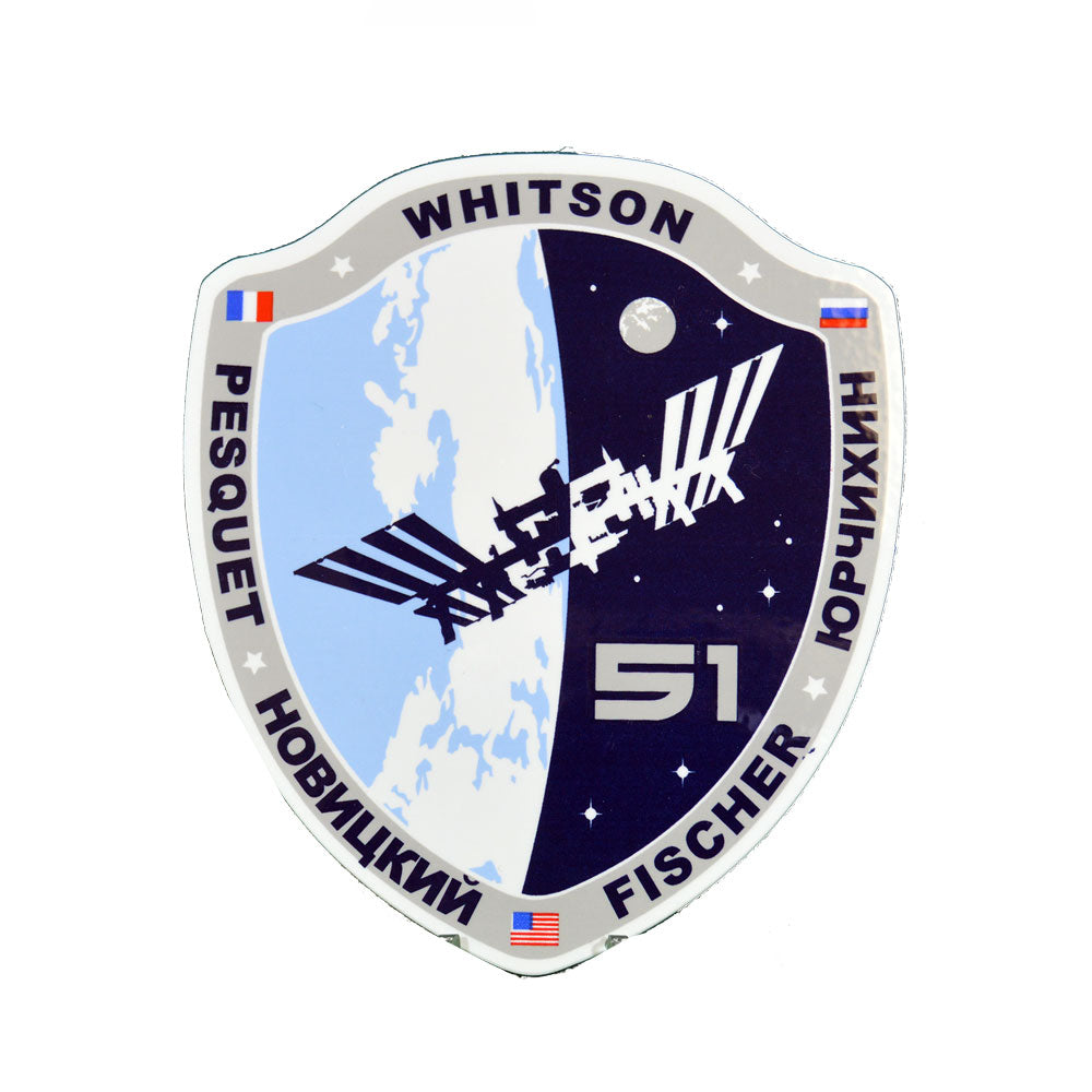 Expedition 51 Decal