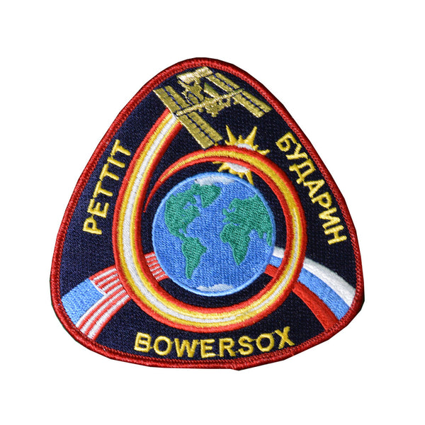 Expedition 6 Patch