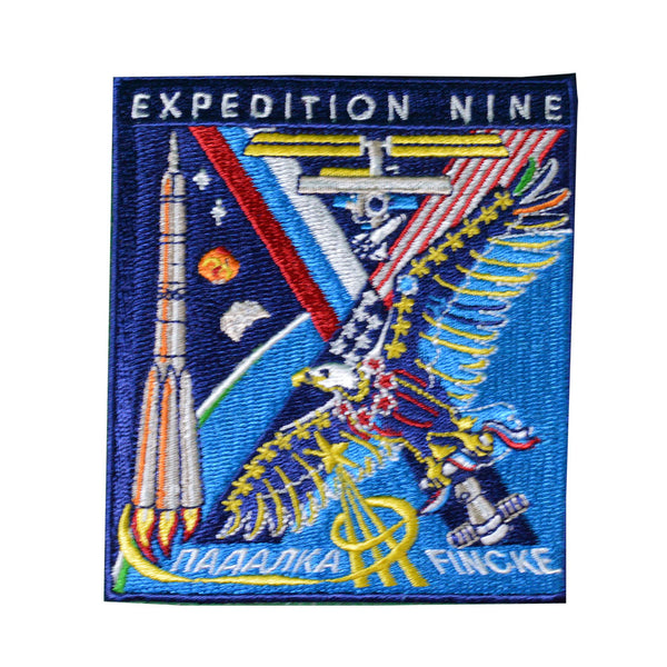 Expedition 9 Patch