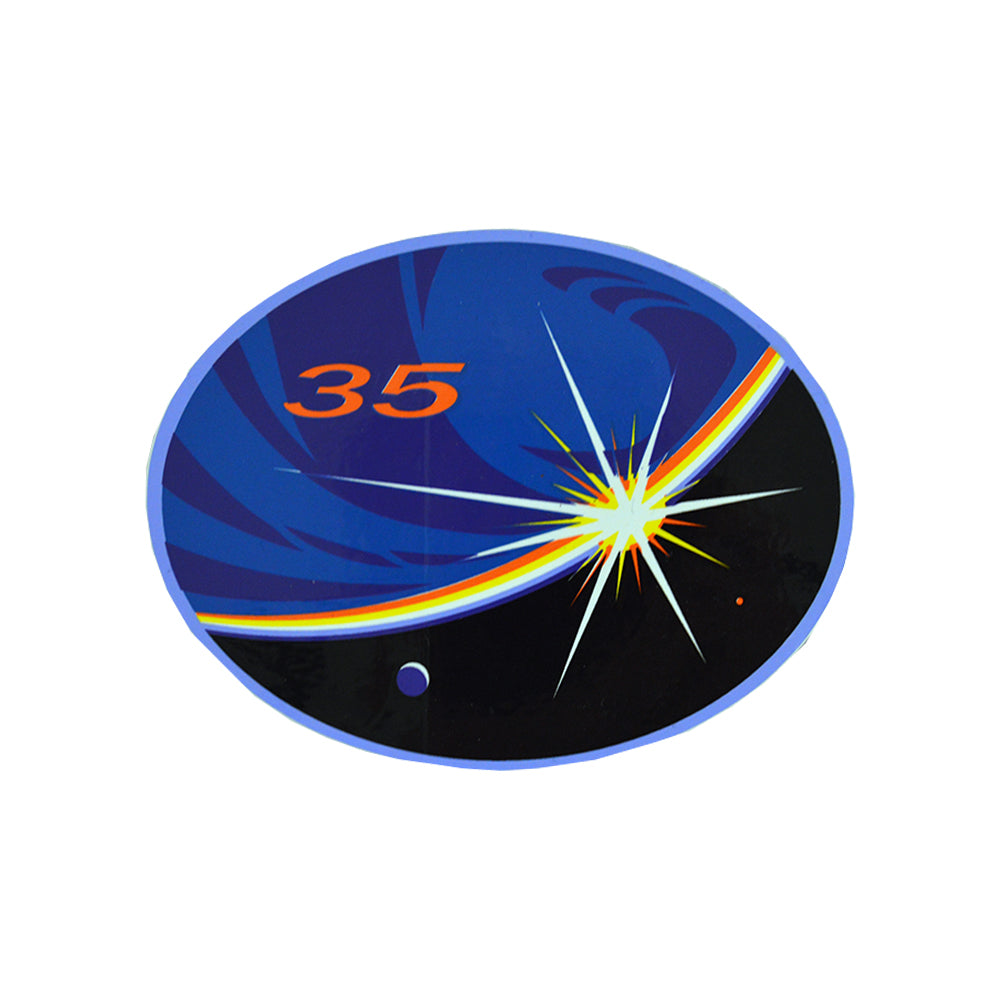 Expedition 35 Decal