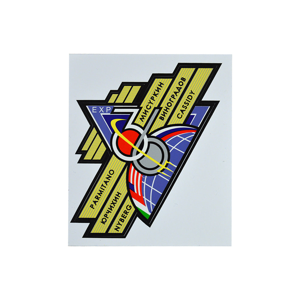 Expedition 36 Decal