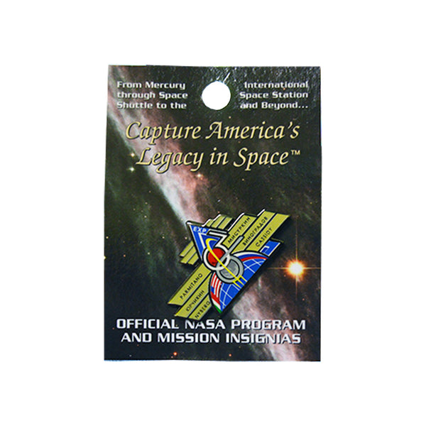 Expedition 36 Pin