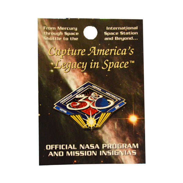 Expedition 38 Pin
