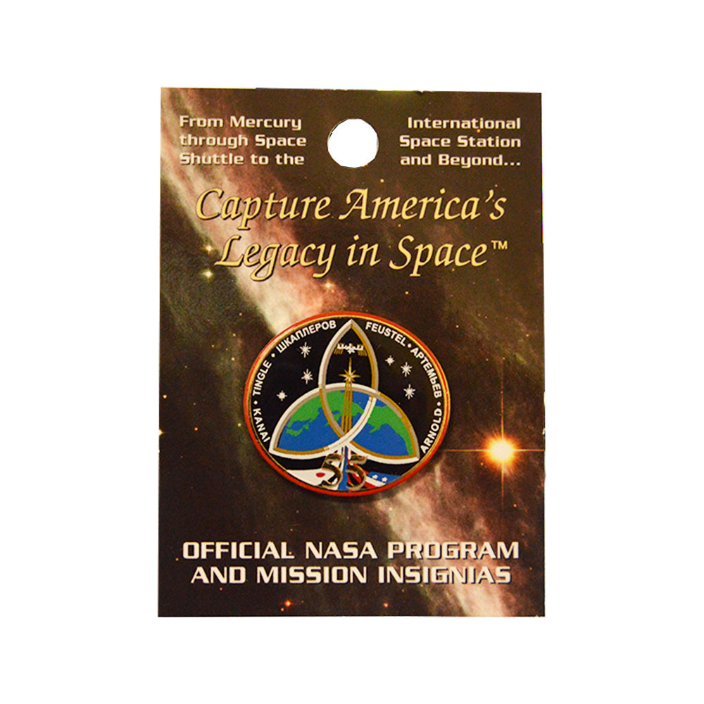 Expedition 55 Pin