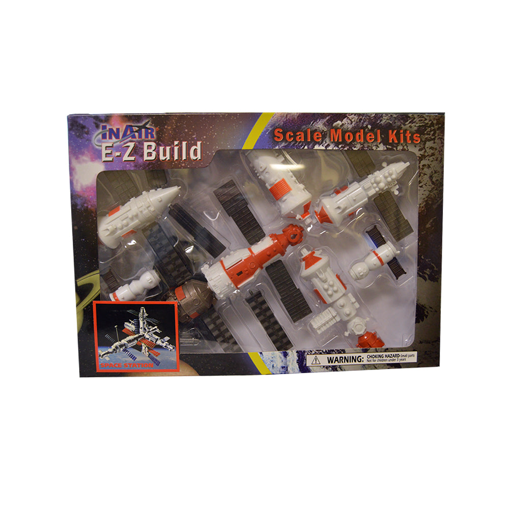 E-Z Build International Space Station